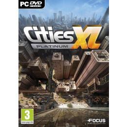 Coperta CITIES XL PLATINUM - PC