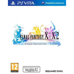 Coperta FINAL FANTASY X / X-2 HD REMASTERED - PSV