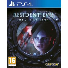Coperta RESIDENT EVIL REVELATIONS - PS4