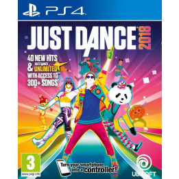Coperta JUST DANCE 2018 - PS4