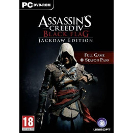 Coperta ASSASSINS CREED 4 BLACK FLAG JACKDAW EDITION - PC