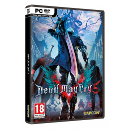 Coperta DEVIL MAY CRY 5 - PC
