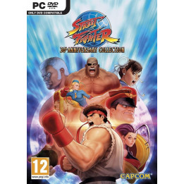 Coperta STREET FIGHTER 30 ANNIVERSARY COLLECTION - PC