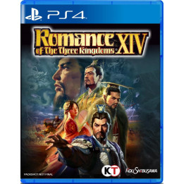 Coperta ROMANCE OF THE THREE KINGDOMS XIV - PS4
