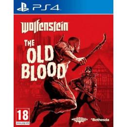 Coperta WOLFENSTEIN THE OLD BLOOD - PS4