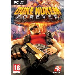 Coperta DUKE NUKEM FOREVER - PC