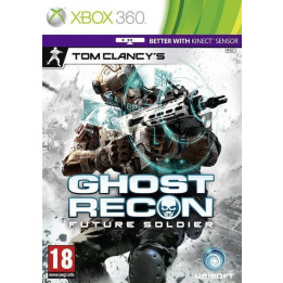 Coperta GHOST RECON FUTURE SOLDIER ALT - XBOX360