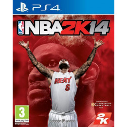 Coperta NBA 2K14 - PS4