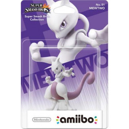 Coperta AMIIBO MEWTWO NO. 51 (SUPER SMASH)