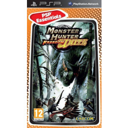 Coperta MONSTER HUNTER FREEDOM UNITE ESSENTIALS - PSP