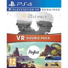 Coperta NDREAM COLLECTION THE ASSEMBLY & PERFECT (VR) - PS4