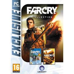 Coperta FAR CRY & FAR CRY 2 COLLECTION - PC