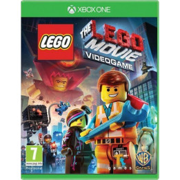 Coperta LEGO MOVIE GAME - XBOX ONE