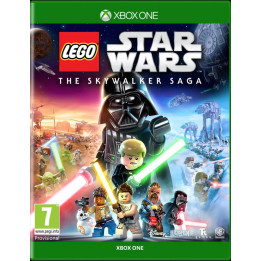 Coperta LEGO STAR WARS THE SKYWALKER SAGA - XBOX ONE
