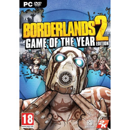 Coperta BORDERLANDS 2 GOTY - PC