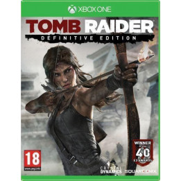Coperta TOMB RAIDER DEFINITIVE EDITION - XBOX ONE