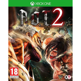 Coperta ATTACK ON TITAN 2 - XBOX ONE