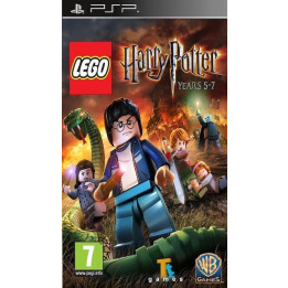 Coperta LEGO HARRY POTTER YEARS 5-7 PSP ESSENTIALS - PSP