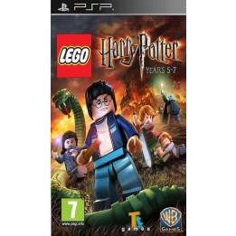 Coperta LEGO HARRY POTTER YEARS 5-7 PSP ESSENTIALS - PSP