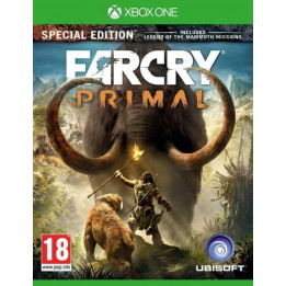 Coperta FAR CRY PRIMAL SPECIAL EDITION - XBOX ONE