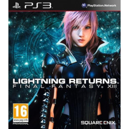 Coperta LIGHTNING RETURNS FINAL FANTASY XIII - PS3