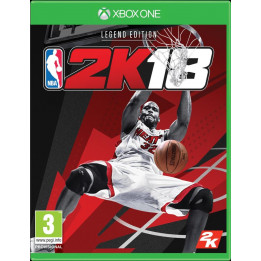 Coperta NBA 2K18 SHAQ LEGEND EDITION - XBOX ONE