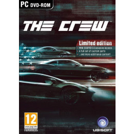 Coperta THE CREW D1 EDITION - PC