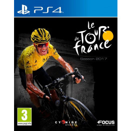Coperta TOUR DE FRANCE 2017 - PS4