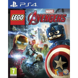Coperta LEGO MARVEL AVENGERS - PS4