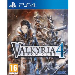 Coperta VALKYRIA CHRONICLES 4 LAUNCH EDITION - PS4