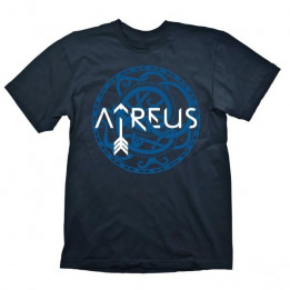 Coperta GOD OF WAR ATREUS SYMBOL TSHIRT L