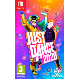 Coperta JUST DANCE 2020 - SW