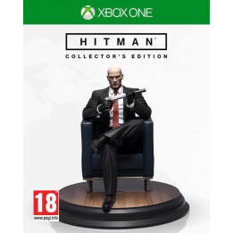 Coperta HITMAN COLLECTORS EDITION - XBOX ONE