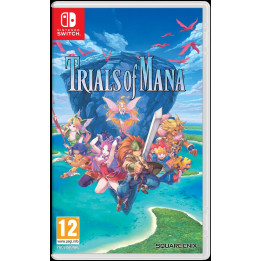 Coperta TRIALS OF MANA - SW