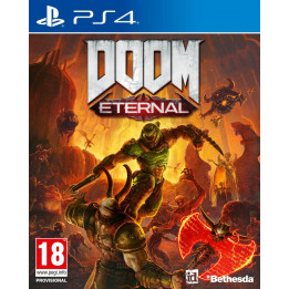 Coperta DOOM ETERNAL - PS4