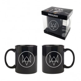Coperta WATCH DOGS FOX MUG