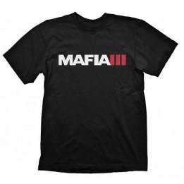 MAFIA 3 LOGO TSHIRT L