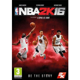 Coperta NBA 2K16 (CODE IN A BOX) - PC