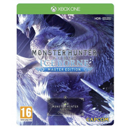 Coperta MONSTER HUNTER WORLD ICEBORNE STEELBOOK EDITION - XBOX ONE