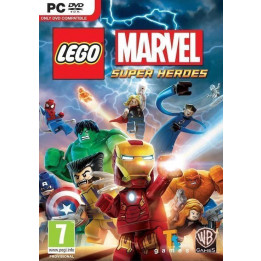 Coperta LEGO MARVEL SUPER HEROES - PC