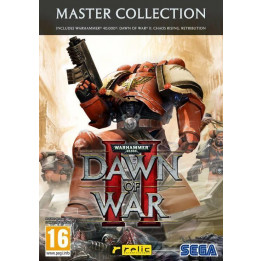 Coperta DAWN OF WAR 2 MASTER COLLECTION - PC