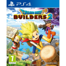 Coperta DRAGON QUEST BUILDERS 2 - PS4
