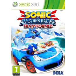 Coperta SONIC ALL STARS RACING TRANSFORMED CLASSICS - XBOX360