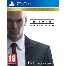 Coperta HITMAN THE COMPLETE FIRST SEASON STEELBOOK EDITION - PS4