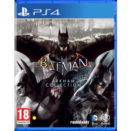 Coperta BATMAN ARKHAM COLLECTION - PS4