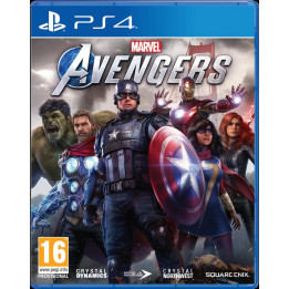 Coperta MARVEL AVENGERS - PS4