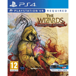 Coperta THE WIZARDS (VR) - PS4