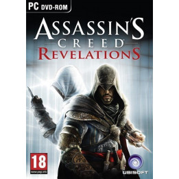 Coperta ASSASSINS CREED REVELATIONS - PC