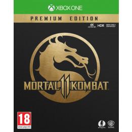 Coperta MORTAL KOMBAT 11 PREMIUM EDITION - XBOX ONE