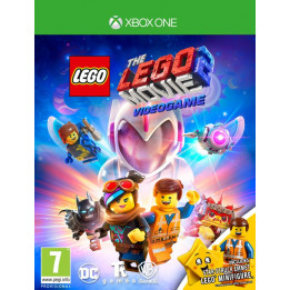 Coperta LEGO MOVIE GAME 2 TOY EDITION - XBOX ONE